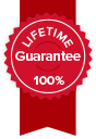 Locklatch 100% Lifetime Guarantee
