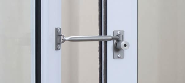 General And Safe Ventilation With Locklatch