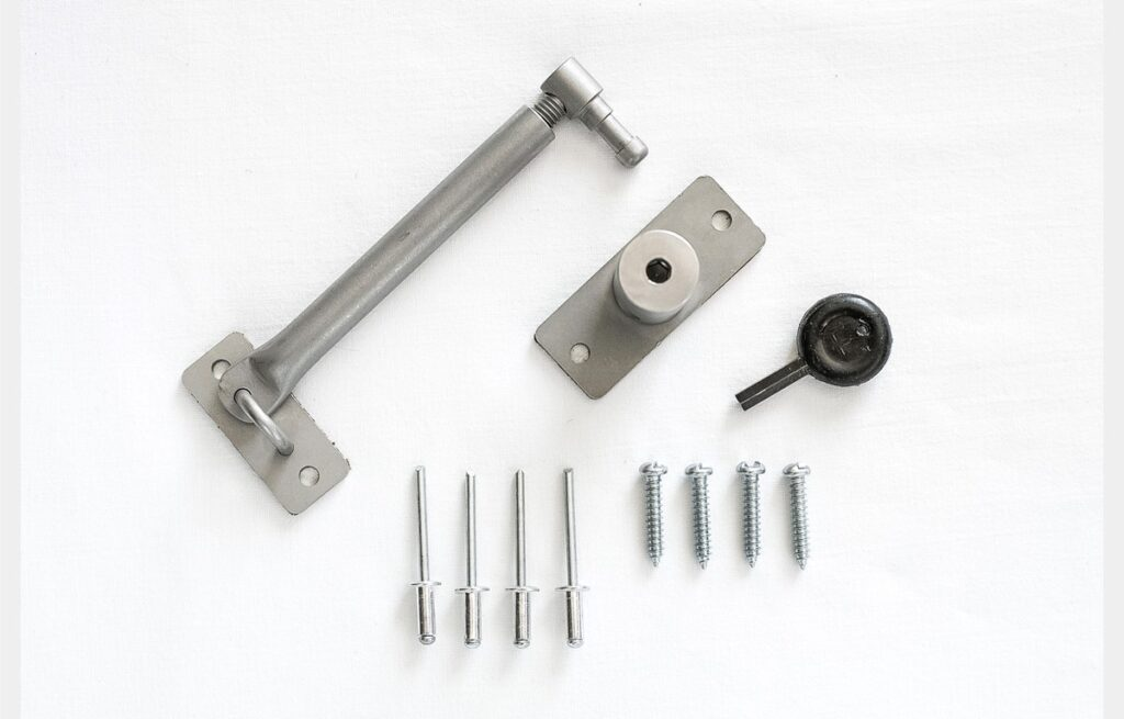 Locklatch technical product photo